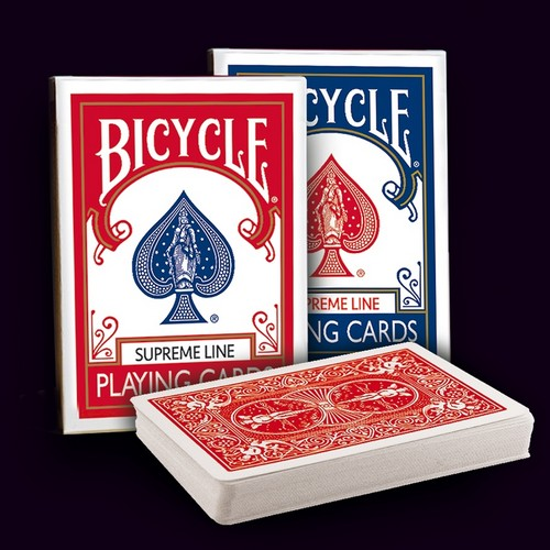 cartas bicycle supreme